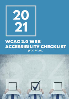 COVER_WCAG_2.0_Web_Accessibility_Checklist