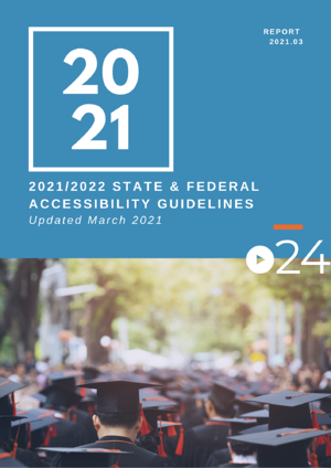 cielo24 eBook COVER - 2021_2022 State & Federal Accessibility Guidelines