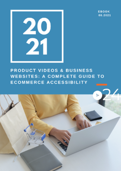 cielo24 eBook COVER - A Complete Guide to Ecommerce Accessibility