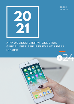 cielo24 eBook COVER - App Accessibility General Guidelines and Relevant Legal Issues