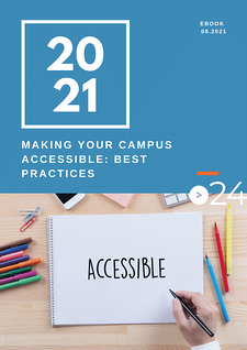 cielo24 eBook COVER - Making Your Campus Accessible