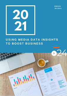 cielo24 eBook COVER - Using Media Data Insights to Boost Business